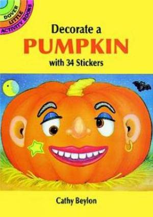Make Your Own Halloween Pumpkin