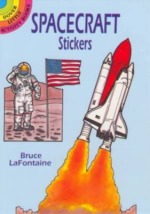 Spacecraft Stickers