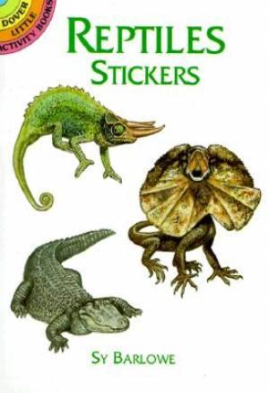 Reptile Stickers