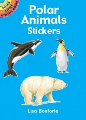Polar Animals Stickers