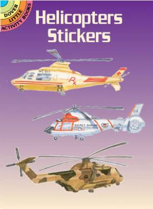 Helicopters Stickers