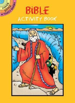 Bible Activity Book
