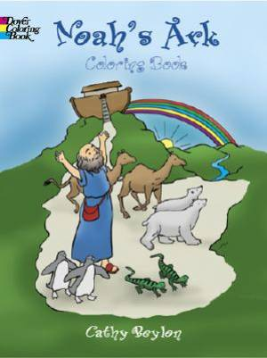 Noahs Ark Colouring Book