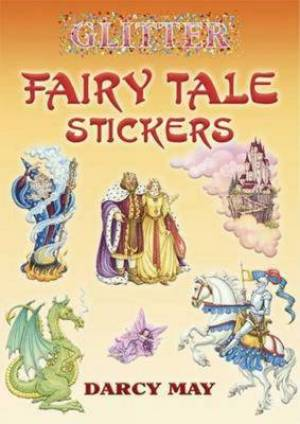 Glitter Fairy Tale Stickers
