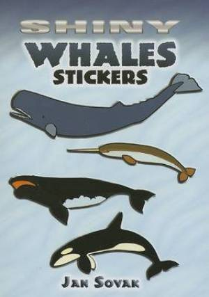 Shiny Whales Stickers