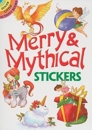 Merry& Mythical Stickers