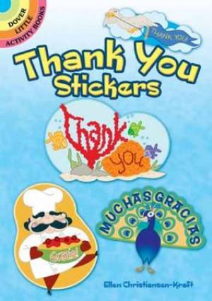 Thank You Stickers