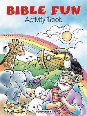 Bible Fun Activity Book