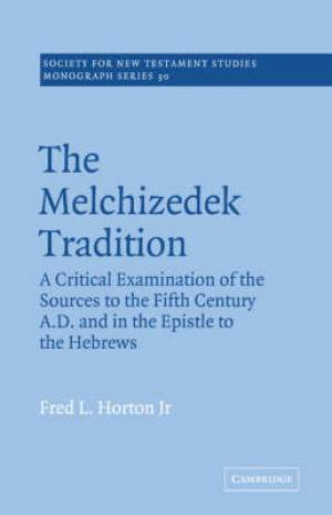 Melchizedek Tradition