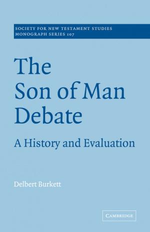Son Of Man Debate