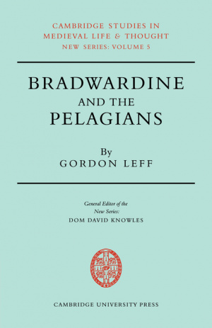 Bradwardine and the Pelagians