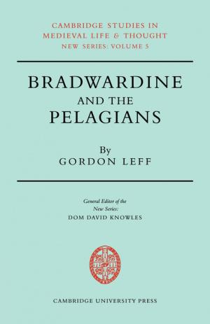 Bradwardine and the Pelagians
