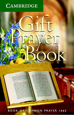 Book of Common Prayer Gift Edition: Imitation Leather, White