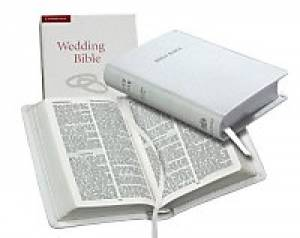 KJV Wedding Bible