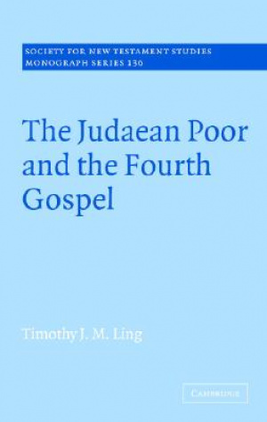 Judaean Poor And The Fourth Gospel