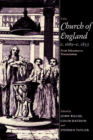 Church Of England C.1689-c.1833