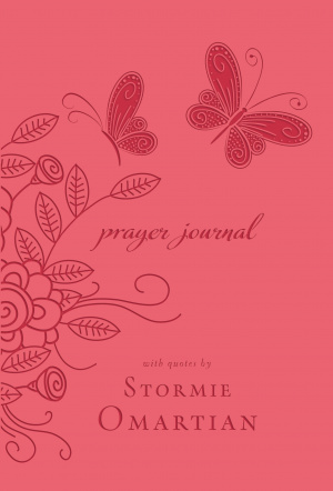 Prayer Journal With Quotes by Stormie Omartian