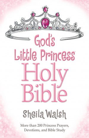 God's Little Princess Bible