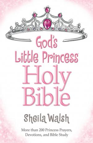 NKJV, God's Little Princess Bible, Hardcover
