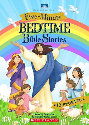 Five-Minute Bedtime Bible Stories