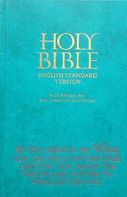 ESV Anglicised Hardback Bible