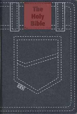 Youth Bible-Ceb-Global Zipper