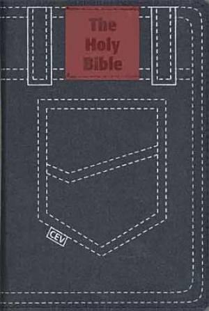 Youth Bible-Ceb-Global Zipper