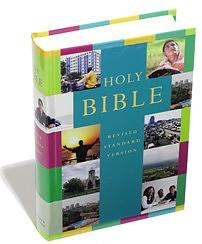 RSV Popular Compact Bible: Hardback