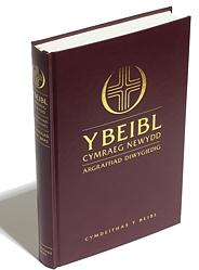 Y Beibl Cymraeg Newydd: Print Bras