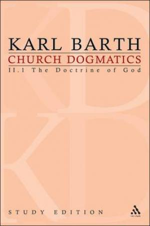 Church Dogmatics Study Edition 9