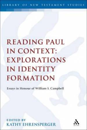 Reading Paul in Context