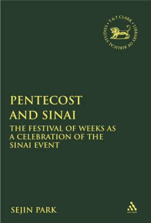 Pentecost And Sinai