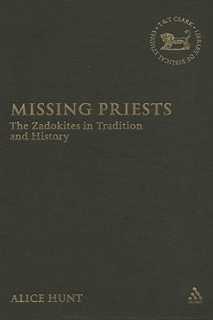 Missing Priests