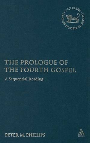 The Prologue of the Fourth Gospel