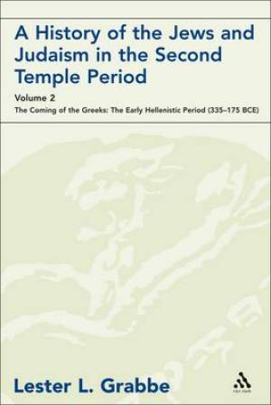 History of the Jews and Judaism in the Second Temple Period