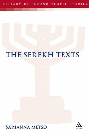 Serekh Texts