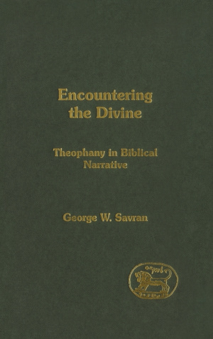 Encountering the Divine