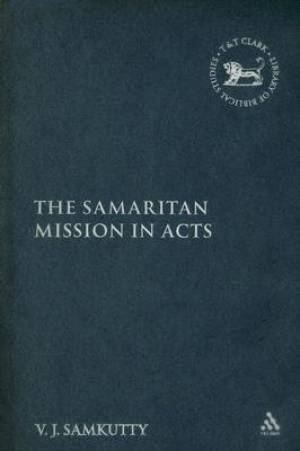 Samaritan Mission In Acts