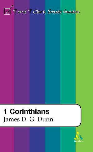 1 Corinthians : T&T Clark Study Guides