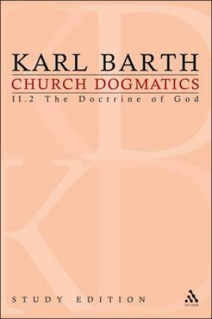 Church Dogmatics Study Edition 11