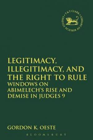 Legitimacy, Illegitimacy, and the Right to Rule