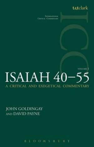 Isaiah 40-55 (ICC)