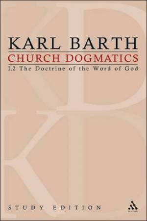 Church Dogmatics Study Edition 4