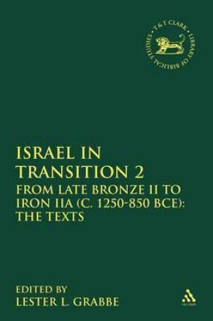 Israel in Transition 2