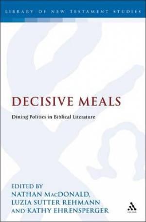Decisive Meals