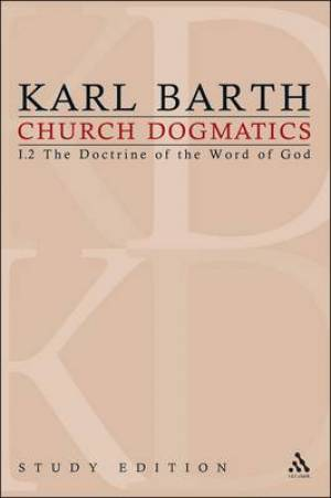 Church Dogmatics Study Edition 5