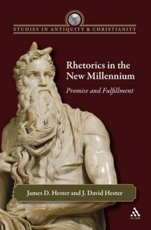 Rhetorics in the New Millennium