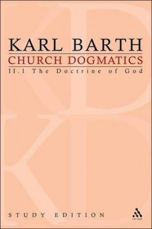 Church Dogmatics Study Edition 8