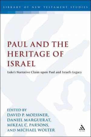 Paul and the Heritage of Israel