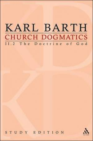 Church Dogmatics Study Edition 10
